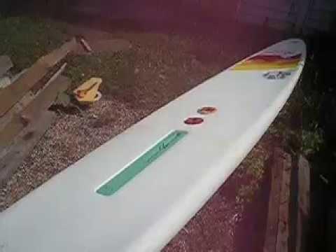 bic 250 windsurfer - sailboard - sailing