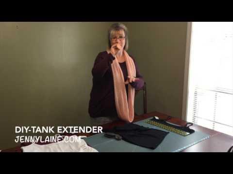 Tank Top Extender ASL