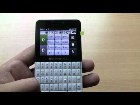 Motorola EX119 - Quick Review