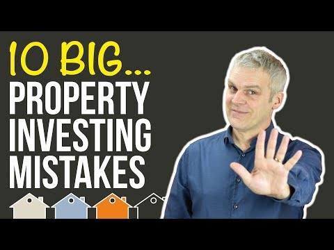 10 Common Property Investment Mistakes New Investors Make In Today's Buy To Let UK Property Market