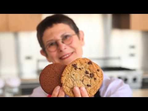 Store Crispy and Chewy Cookies in Separate Containers from Dorie Greenspan