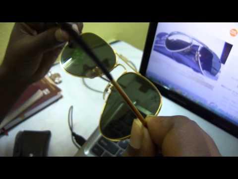 Ray-Ban Diamond Hard Glasses Review ( Ray-Ban Glasses )