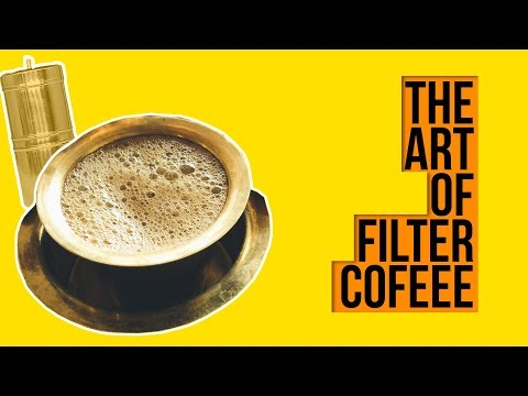 The Art Of Filter Coffee