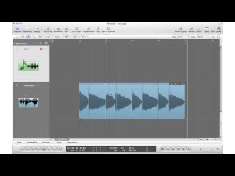 How To: Logic Pro 9 Tutorial #8 - Chopping Up Samples With Logic (option #1) and the EXS24 Sampler