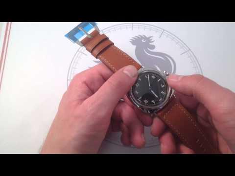 Panerai Radiomir 1936 PAM 249 Luxury Watch Review