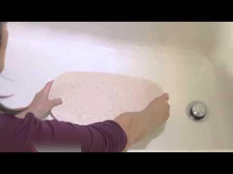 DreamBaby Non-Slip Bath Suction Mat (Kiddies-Kingdom.Com)