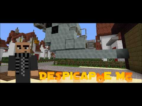 Minecraft Machinima - Despicable Me [TRAILER]