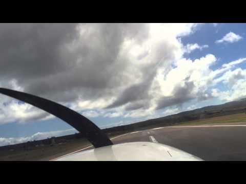Landing Molokai and Kahului