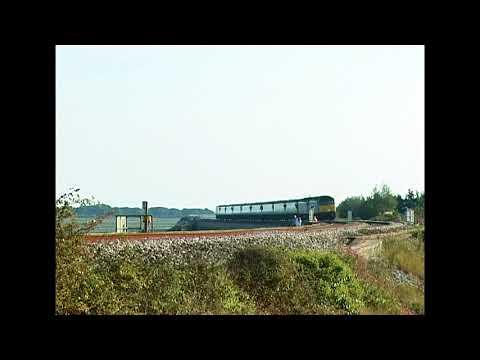 2x Class 47 Cockwood Harbour 28.9.2002