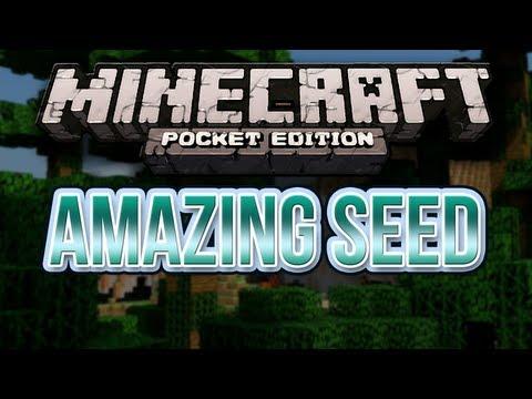 Amazing Seed - Minecraft Pocket Edition