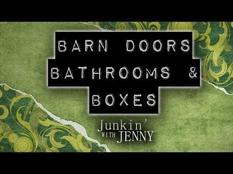 Barn Doors, Bathrooms & Boxes   DIY Podcast