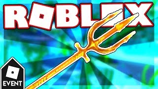 How To Get Aquaman S Trident Roblox Videos 9tube Tv - roblox aquaman event leaks