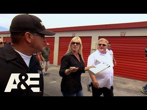 Storage Wars: Dave Fights Dan and Laura (Season 8, Episode 7)   A&E
