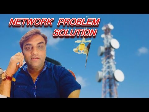 mobile network fault solution hindi in maximum technology