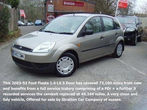 Ford Fiesta LX 1.4cc 5dr £2500 [01825 713793]