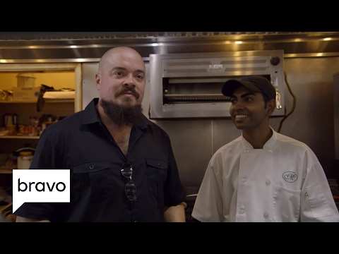 Isaac Takes On: Isaac Toups Versus Breadfruit (Episode 2) | Top Chef | Bravo