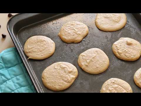 Keto Recipe - Low Carb Peanut Butter Meringue Cookies