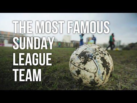 Most Famous Sunday League Team -  Senrab FC