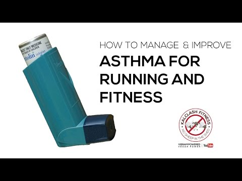 How to live and train with asthma. Running tips to manage asthma. Running with asthma
