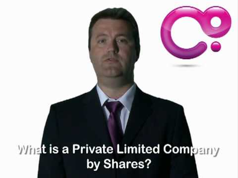 What Is A Private Limited Company By Shares?