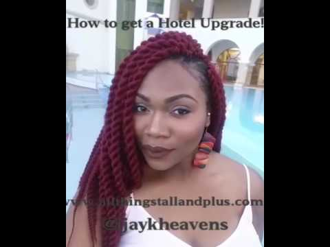 How to get a hotel Upgrade!