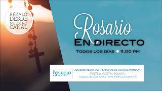 🔵SANTO ROSARIO DE HOY EN DIRECTO 🙏 Sábado, 14 de diciembre de 2019