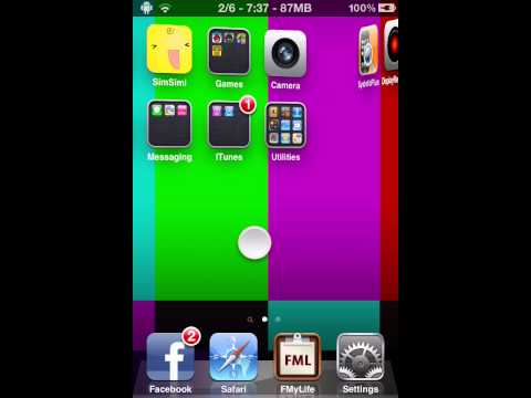 How to Free up Memory on Jailbroken IDevice