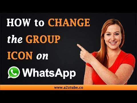 How to Change the Group Icon on Whatsapp on an Android Device