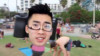 BEACH PHOTOSHOOT w RiceGum & Jesse!
