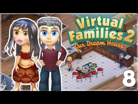College, Saucy Elders, and Seri's Sock Collection!! • Virtual Families 2 - Episode #8