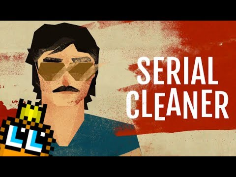 Serial Cleaner PS4 Gameplay