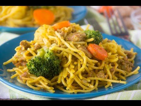 Winnie's Nigerian Spaghetti | Say Grace
