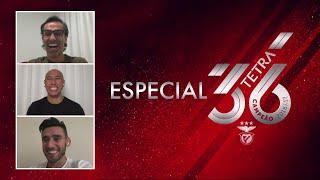 ESPECIAL TETRA: JONAS, SALVIO E LUISÃO