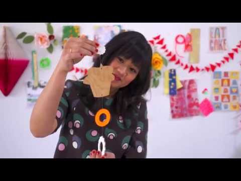 How to Make a Decorate Mobile for Baby's Nursery