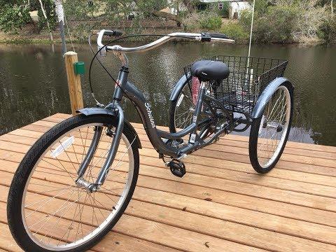 Josh Gets A New bike