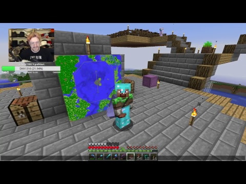 Minecraft stream - Bifrost med Bella (fra 10. sep 2017)