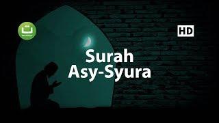 Tadabbur Surah Asy Syura Terjemah - Bashir Abdallah ᴴᴰ