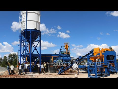 QT8 15 fully automatic fly ash brick making machine production line for solid common max stock brick