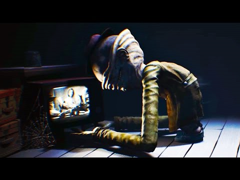 MR. TICKLES WANTS TO PLAY   Little Nightmares - Part 1