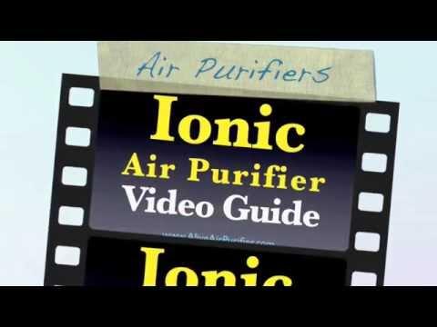 Ionic Air Purifier Reviews