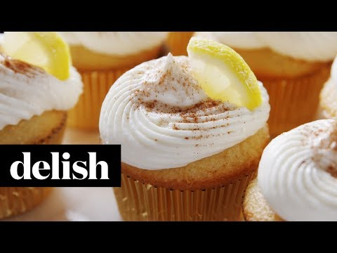 Hot Toddy Cupcakes | Delish