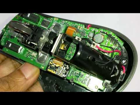 Logitech Performance MX Mouse Switch fix