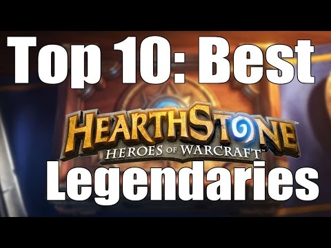 Best: Legendaries to Craft | Hearthstone | Blackrock Patch | 2015