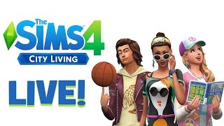SIMS 4 - New Series! - Character Creation Live