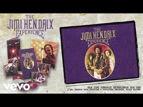 Jimi Hendrix Experience Box Set - Q&A with Eddie Kramer: Pt. 3