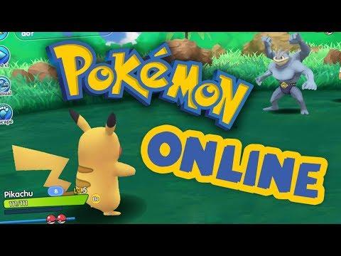 10 Best Online Multiplayer Games For Android Like Pokemon
