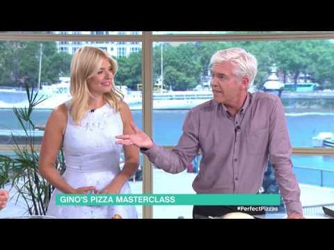 Gino D'ACampo - How To Make Pizza Dough | This Morning