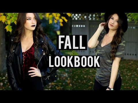 FALL LOOKBOOK 2016 | Kelly Nelson
