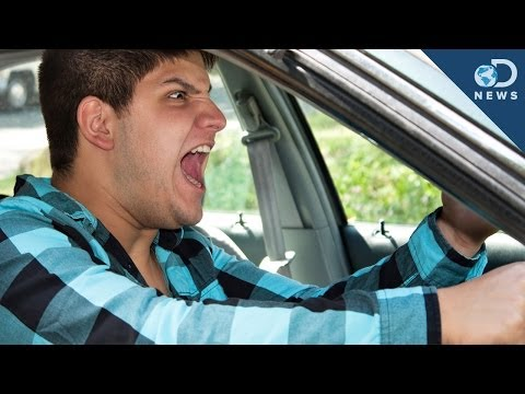 Yes, Everyone Has Holiday Road Rage