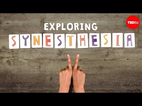 What color is Tuesday? Exploring synesthesia - Richard E. Cytowic